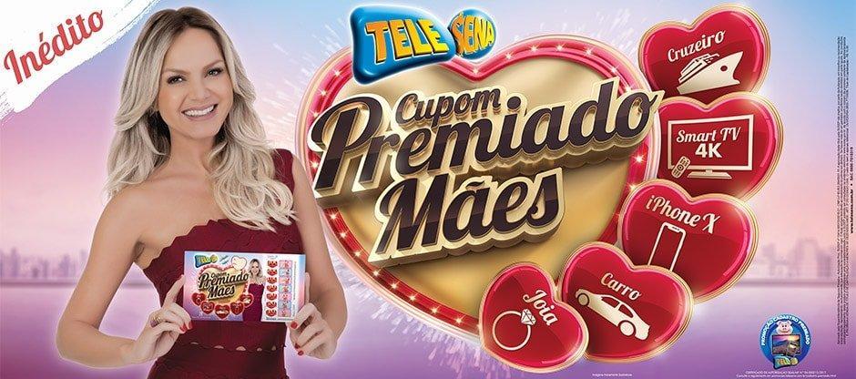 Tele Sena Dia das Mães 2018