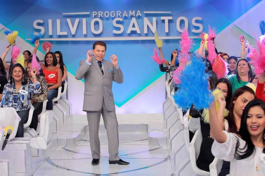História do SBT - Programa Silvio Santos