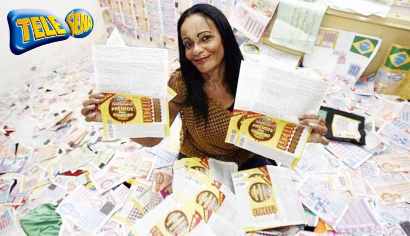 Maior compradora de Tele Sena do Brasil