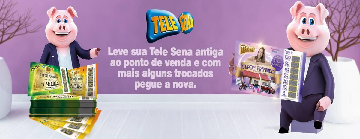 Tele Sena 27º Aniversario - Troca