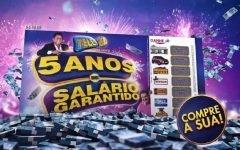 Resultado Final Tele Sena de Ano Novo 2019 – 5 Anos de Salário Garantido