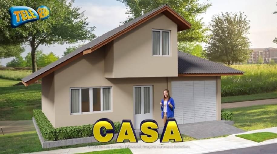 Tele Sena Ano novo 2019 - Prêmio Casa