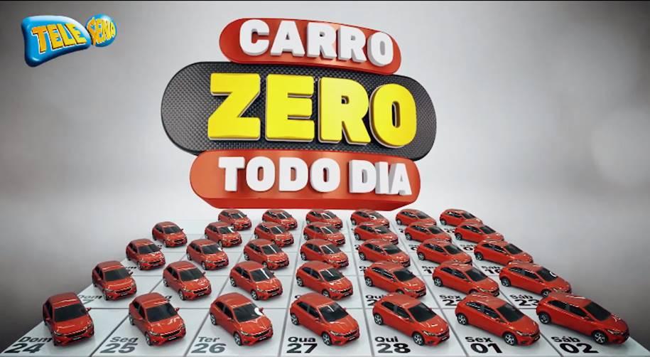 Prêmio Carro Todo Dia da Tele Sena de Carnaval 2019