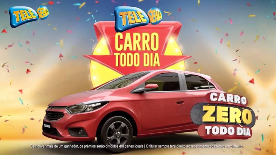 Prêmio Carro Todo Dia da Tele Sena de Carnaval