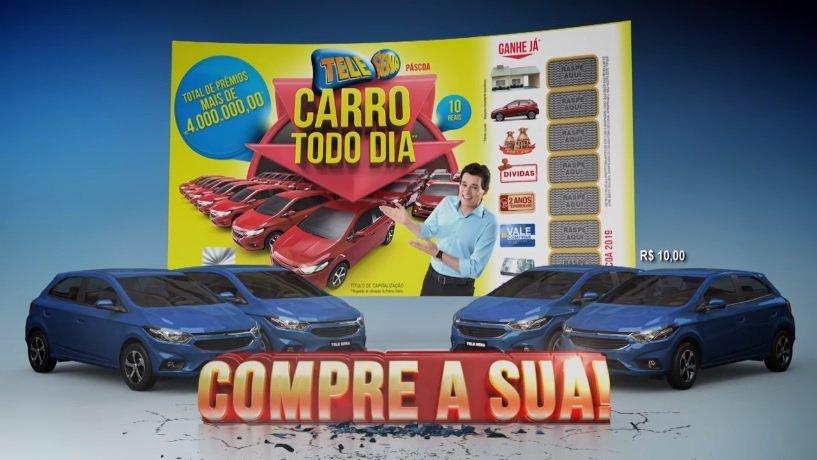 Tele Sena de Páscoa 2019