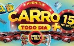 Resultado Final Tele Sena de São João 2019 – Carro Todo Dia