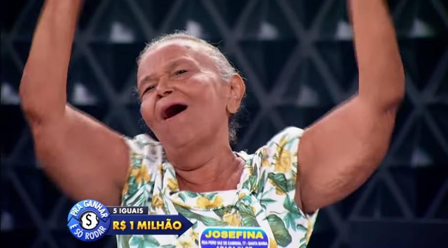 Senhora de Aracajú que Ganhou 1 Milhão no Carnê do Baú