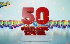 Tele Sena Smartphone – São 50 Smartphones Por Dia