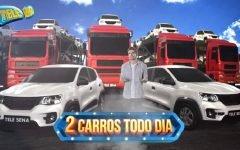 Conheça a Super Promoção Tele Sena 2 Carros Todo Dia!
